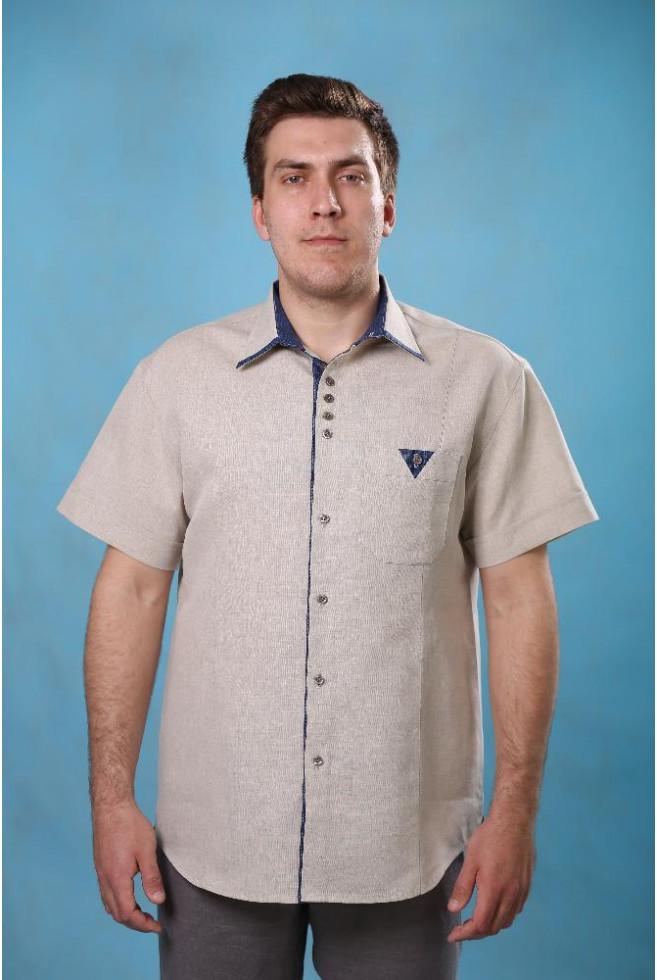 Сорочка с отделкой