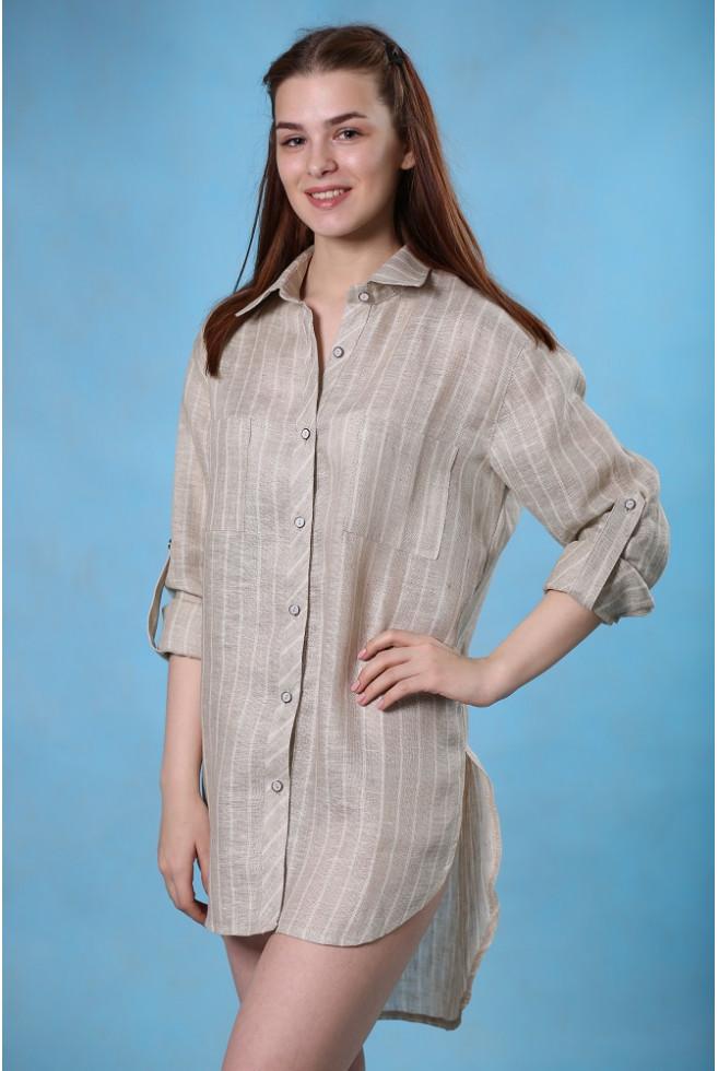 Блуза длинный рукав