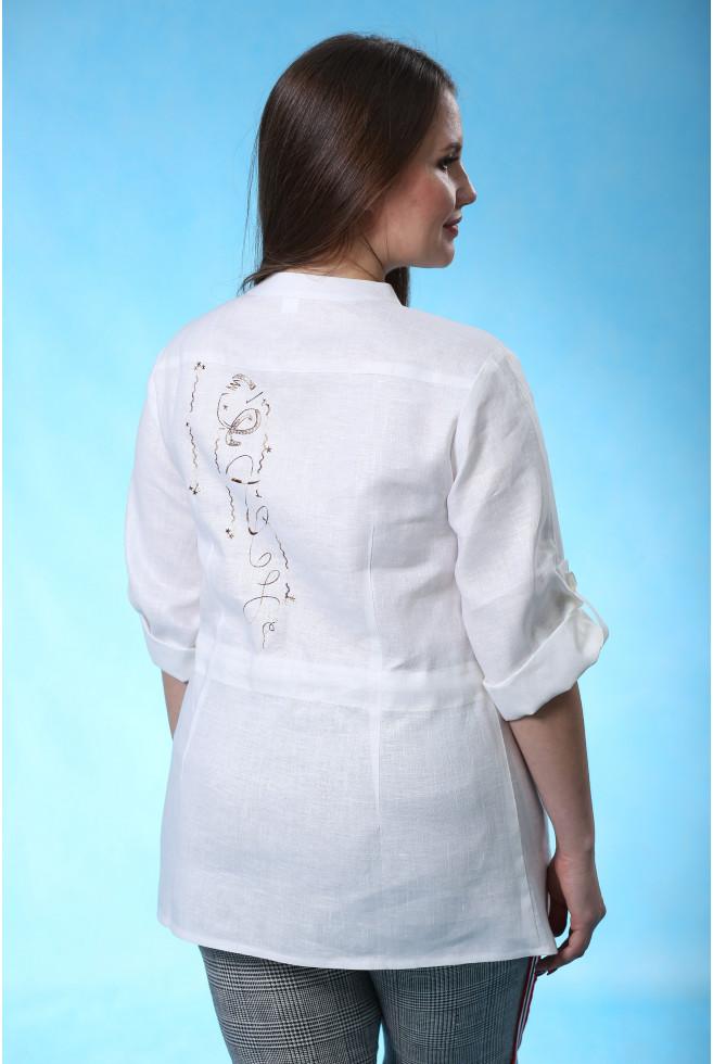 Туника с вышивкой